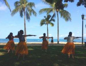 Hawaii研修